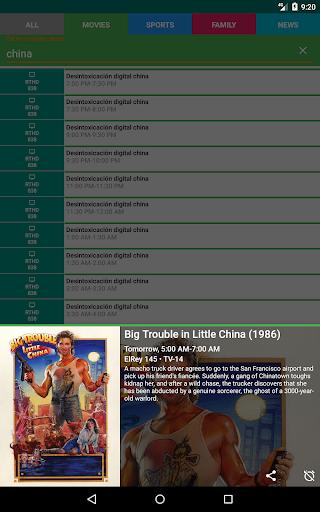 USA TV Guide screenshot 17