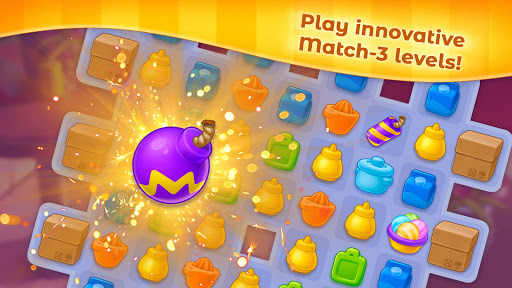 Cooking Paradise - Puzzle Match-3 game 0.7.27 screenshots 10