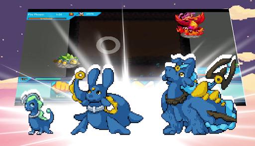 Mega Poke Moon Sun: Evo & Fight 1.0.2 screenshots 3