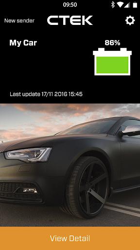 CTEK Battery Sense 2.3.5 screenshots 2