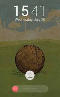 Soccer City (Xperia Theme)- screenshot thumbnail