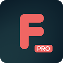 Flow Pro - Flash Player - FLV, All Media icon