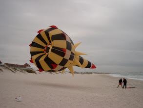 Photo: Blouwberg beach, at the indian Ocean