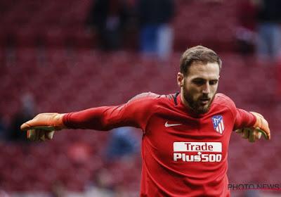 Jan Oblak voudrait quitter l'Atlético Madrid