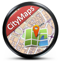 OSM Offline Maps Android Wear icon