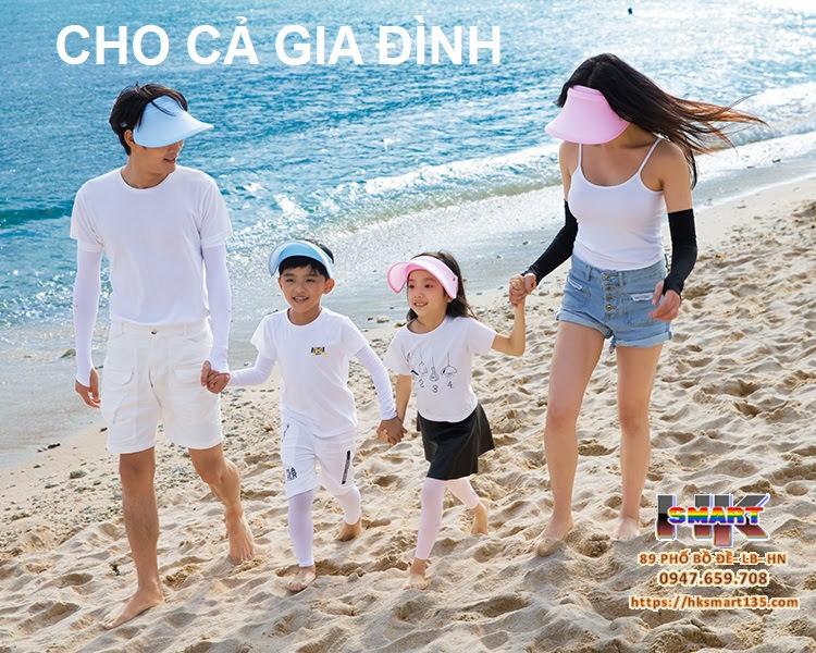 Găng tay chống nắng Hàn Quốc Let's Slim