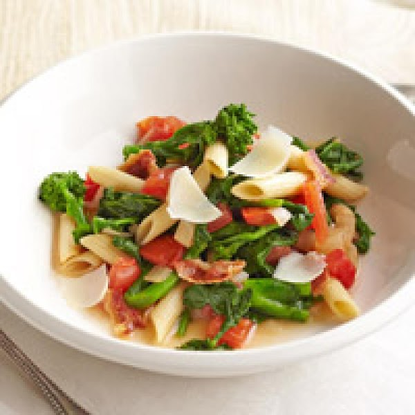 Diabetic Penne With Broccoli Rabe Recipe