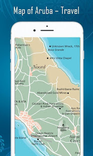 Map of Aruba Travel Apps on Google Play