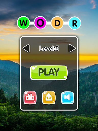 Classic Words Puzzle - Wordscape Game:Word Connect 1.5 screenshots 5