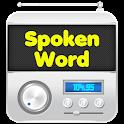 Spoken Word Radio icon