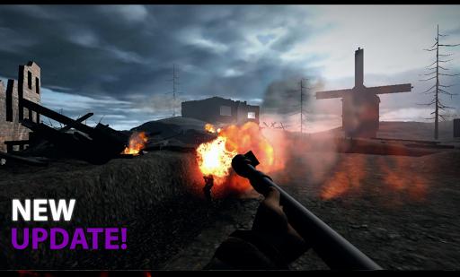 Europe Front II screenshots 1