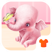 Wild Elephant Theme for Android
