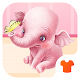 Cartoon Theme - Pink Elephant Download on Windows