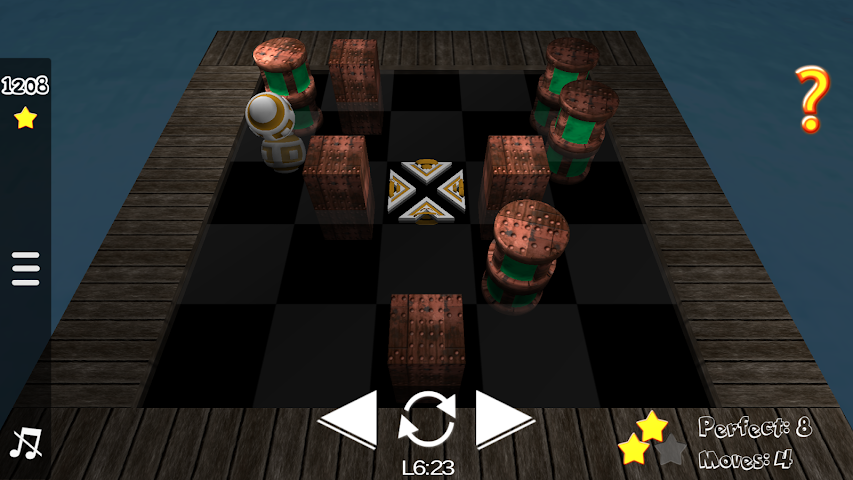 android Mind Ball Free Screenshot 1