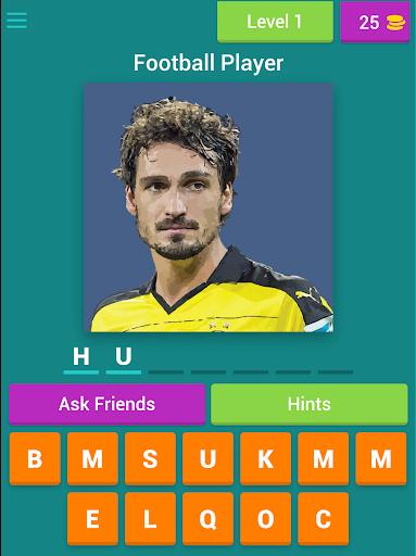 Guess The Football Player 3.19.6z screenshots 5