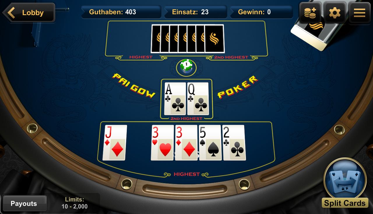 casino schweiz online gratis