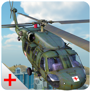 Army Helicopter Ambulance 3D for PC and MAC