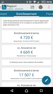Rendement Immobilier Locatif Capture d'écran