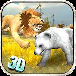 Lion Simulator 3D -Safari Game