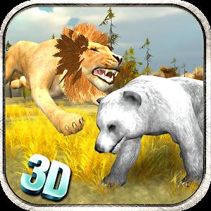 Lion Simulator 3D -Safari Game for PC and MAC