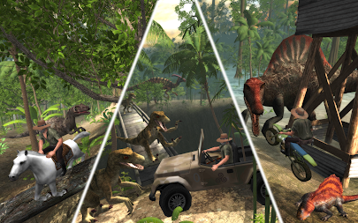Dino Safari: Evolution-U APK screenshot thumbnail 22