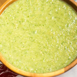How to Make Salsa Verde (Recipe) Recipe