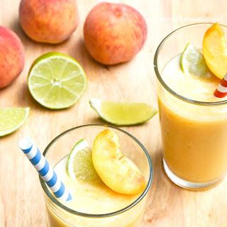 Peach Daiquiris.