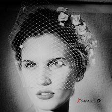 Wedding photographer Yoss Sabalet (sabalet). Photo of 22.09.2016