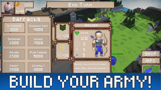 Necro Wars apkmind screenshots 3