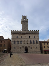 Photo: The Montepulciano town hall