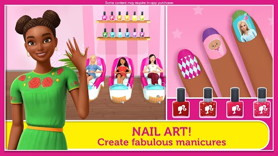 Barbie Dreamhouse Adventures Mod Apk Download For Android and Iphone 6