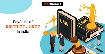 District Judge Salary/PayScale in India