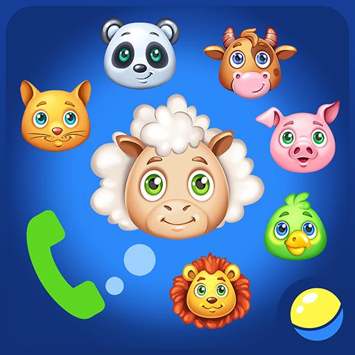 미라 폰 - 어린이 전화기 4 -에서 - 1 教育 App LOGO-硬是要APP
