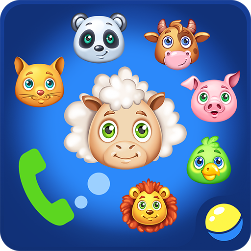 MiraPhone - Kids Phone 4-in-1 教育 App LOGO-硬是要APP