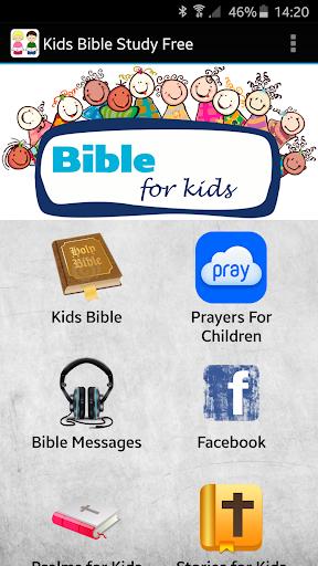 Kids Bible Study Free