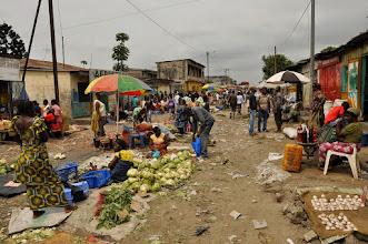 Photo: Congolese market