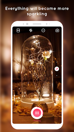 Kїrakira+ - Shimmering Effect to Video ✨ screenshot