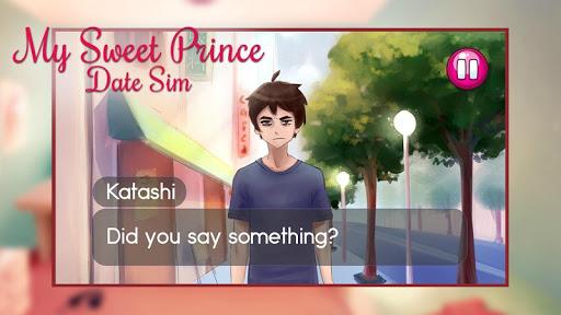 My Sweet Prince Date Sim