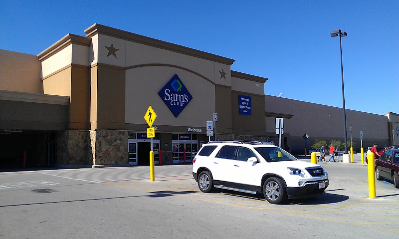 Photo: When I'm looking for a great deal on a bigger quantity of products, I always think of Sam's Club. I remember when I was young and you had to have a corporate tie to get a Sam's Club membership. My parents were so excited to get a membership and we would go and marvel over the values we could get on everyday products. When I decided to have a girlfriends' Spa at Home party, I knew Sam's Club would be the perfect place to go. I headed to Sam's Club #6202 in Lufkin, TX. This is my favorite Sam's Club even though it is quite a drive from home. It is always clean and well stocked. I especially love the Entrance and Exit being so close together. I don't have to be indecisive about which side to park on. This Sam's Club is also next to one of my favorite Walmart stores!