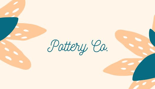 Pottery Co. - Business Card Template