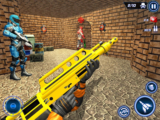 FPS Robot Shooter Strike: Anti-Terrorist Shooting apkpoly screenshots 22