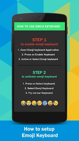 android Emoji Keyboard Screenshot 5