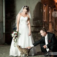 Wedding photographer Katarzyna Fręchowicz (demiartPl). Photo of 19.02.2018