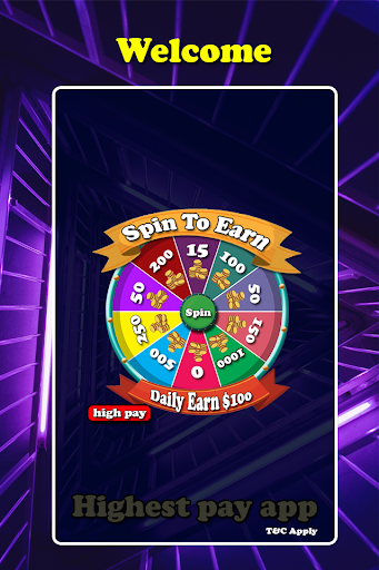 Rewarded Spin to Win 1.4 androidappsheaven.com 1