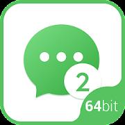 2Face 64-Bit Support