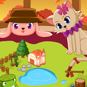 Decorate Town Of Princess Pets