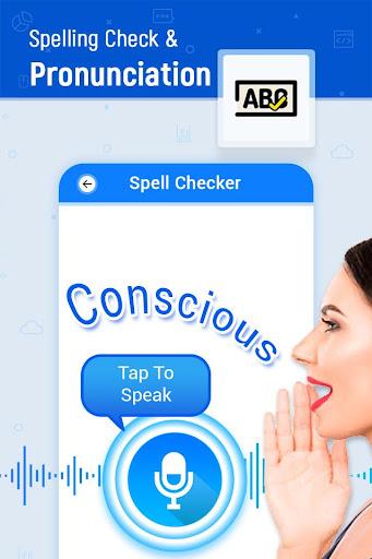 Spelling Correction : Word Pronunciation App Report on