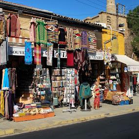 Colors make us smile by Ivelina Angelova - City,  Street & Park  Markets & Shops ( shop, market, street, souvenir, cityscape, pwcmarkets, city )