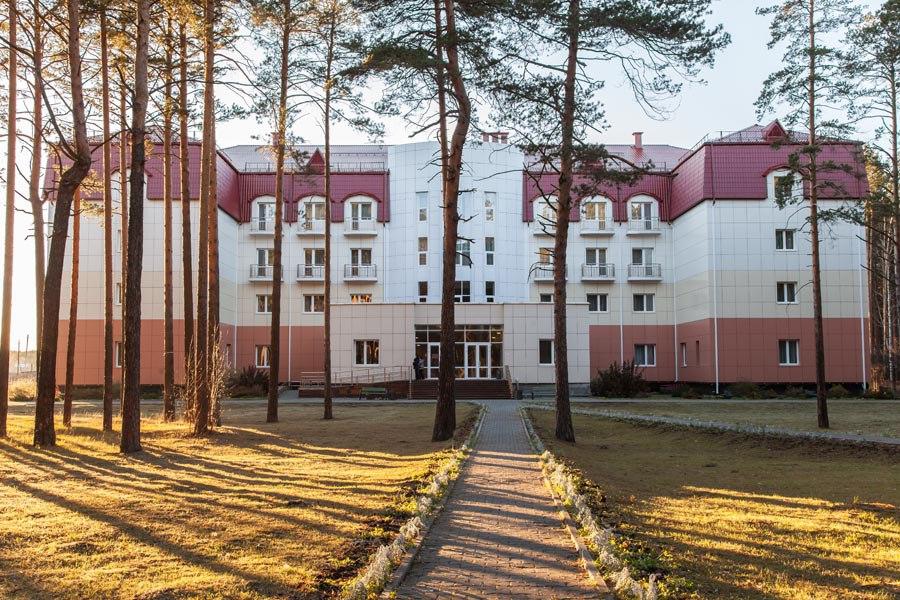Остров Сокровищ в Екатеринбурге