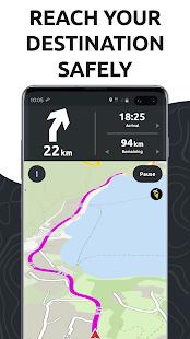 Road Trip - Scenic Route Planner
